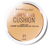 Maybelline Dream Cushion Foundation - 21 Nude 21 Nude