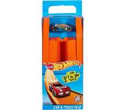 Hot wheels giga baan met auto