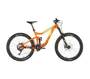 "Giant Reign SX Full suspension mountainbike oranje XL | 49,5cm (27.5"") 2018 MTB full suspensions 27.5 Inch (650B)"