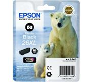 Epson Singlepack Photo Black 26XL Claria Premium Ink