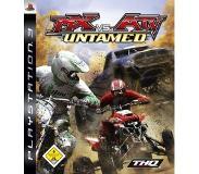 Games THQ - MX vs ATV Untamed, PS3