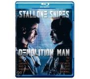 Science Fiction Sandra Bullock, Nigel Hawthorne & Benjamin Bratt - Demolition Man (BLURAY)