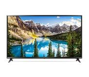 "LG 43UJ6307 43"" 4K Ultra HD Smart TV Wi-Fi Musta LED-televisio"