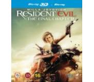 universal (sony) Resident Evil: The Final Chapter (Blu-ray 3D)