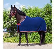 Kerbl Zweetdeken Rugbe Economic Fleece Donkerblauw
