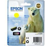 Epson Singlepack Yellow 26 Claria Premium Ink