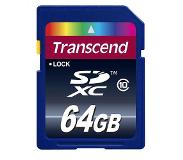 Transcend TS64GSDXC10 flashgeheugen
