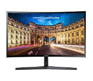 Samsung Computerscherm LC27F396FHUXEN 27 Full-HD Curved