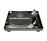 Audio-Technica AT-LP120USBCBK Direct drive audio turntable levysoitin