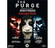 Universal Pictures The Purge Collection Blu-ray