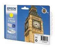 Epson WP4000/4500 Series Ink Cartridge L Yellow 0.8k
