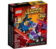 LEGO Marvel Super Heroes 76073 Mighty Micros: Wolverine vs. Magneto
