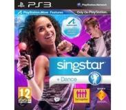 Party & Muziek Sony Computer Entertainment Europe - SingStar + Dance - PlayStation Move (PlayStation 3)