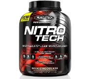 Muscletech Performance Series Nitro Tech - 1.8kg chocolade