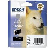 Epson inktpatroon Light Black T0967