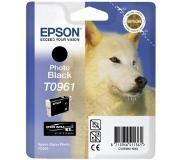 Epson inktpatroon Photo Black T0961