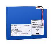 Auna CS8 reservebatterij voor Soundstorm Boombox Lithium-polymeer batterij