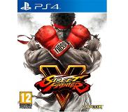 Capcom Street Fighter V (Playstation 4)
