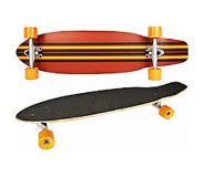 Johntoy Sportline Longboard - Oranje