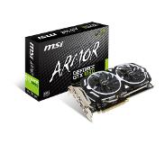 MSI GeForce GTX 1060 ARMOR 3G OCV1 GeForce GTX 1060 3GB GDDR5