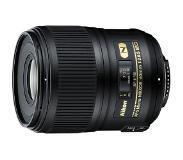 Nikon 60mm f/2.8G ED AF-S Micro NIKKOR