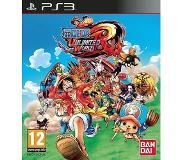 Actie; Vecht Atari - One Piece, Unlimited World Red  PS3 (PlayStation 3)