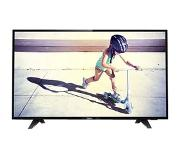 "Philips 4000 series 49PFS4132/12 49"" Full HD Smart TV Musta LED-televisio"