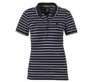 Gaastra Axelle polo Donkerblauw/wit 36 (S)