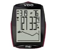 VDO M6.1 Wireless bicycle computer Zwart