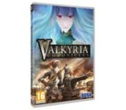Games SEGA - Valkyria Chronicles Basis PC Duits, Engels, Spaans, Frans, Italiaans video-game