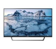 "Sony KDL-49WE660 49"" Full HD Smart TV Wi-Fi Musta LED-televisio"