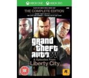 Rockstar Games Grand Theft Auto IV - The Complete Edition (Xbox 360/Xbox One)