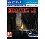 Sony Here They Lie, PlayStation VR Basis PlayStation 4 video-game