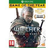 Namco Bandai Games The Witcher 3: Wild Hunt Game of the Year Edition, Xbox One video-game