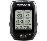 "Sigma ROX GPS 11.0 1.7"" Wireless bicycle computer Zwart"