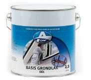 Oaf Grondlak professioneel wit 750 ml