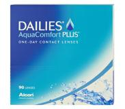 Alcon Dailies AquaComfort Plus (90 lenzen)