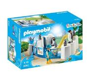 Playmobil Family Fun pinguïnverblijf 9062