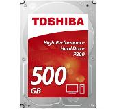 Toshiba P300 Desktop PC Hard Drive 500GB BULK