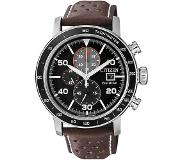 Citizen Horloges Ecodrive Citizen CA0641-24E horloge Eco-Drive Chrono Bruin