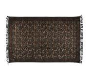 Dutchbone Indian Block vloerkleed (180x120 cm)
