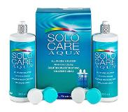 Menicon SOLO-CARE AQUA 2 x 360 ml Contact lens solution