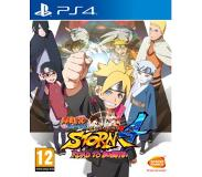 Namco Bandai Games NARUTO SHIPPUDEN: Ultimate Ninja STORM 4 Road to Boruto video-game PlayStation 4