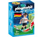 Playmobil Sports & Action voetballer Duitsland 6893