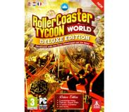 Micromedia Rollercoaster Tycoon World (Deluxe Edition)