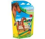 Playmobil Paardentherap.