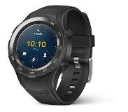 "Huawei WATCH 2 1.2"" AMOLED GPS Zwart smartwatch"