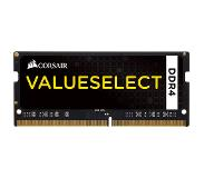 Corsair ValueSelect CMSO4GX4M1A2133C15 geheugenmodule 4 GB DDR4 2133 MHz