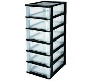 Iris Organizer Chest - 6 lades A4