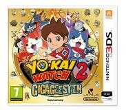 Nintendo Yokai Watch 2 gigageesten (3DS)